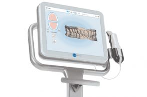 iTero scanner at Harwood Dental Care, bolton